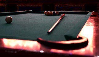 Pool table installations in New Haven
