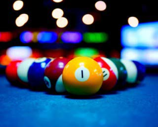 Pool table setup service in New Haven