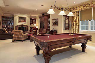 What is the cost to move a pool table in New Haven