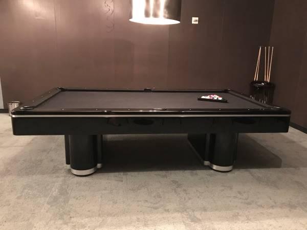 Solo 174 Manhattan 9 Blatt Series Pla Bol Pool Table 21