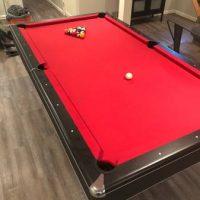 8 Foot Pool Table