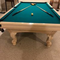 Gandy 8' Foot Pool Table