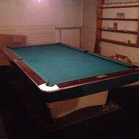 Pool Table- Brunswick Gold Crown I